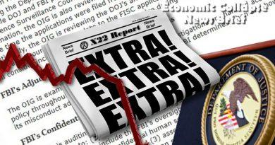 Perfect Storm Confirmed,Horowitz Concludes 4 FISA Warrants