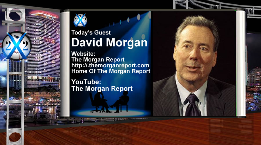 David Morgan – The [DS],[CB] Are Pushing The People Into The Great Awakening