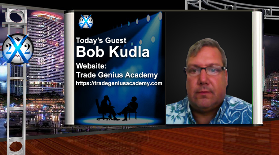 Bob Kudla – [CB] Clear Message Failed, Gold Will Follow Bitcoin, Fiat Currency Is Doomed