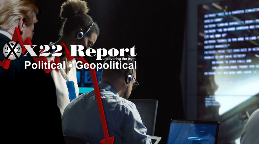 Ep 2342b – White Hat Hackers Have It All, This Is Not An Election, It's A Sting Operation