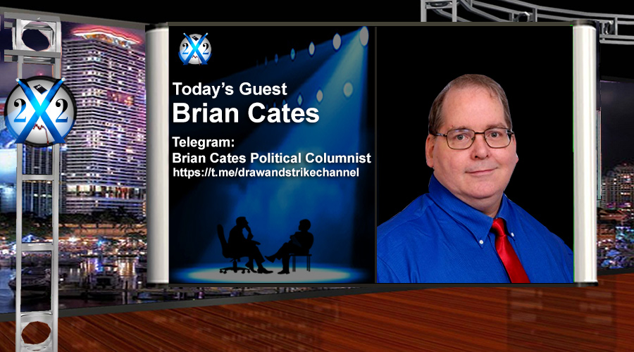 Brian Cates – In The End,The Corrupt Politicians/[DS] Will Be Designated As Enemy Combatants,Durham