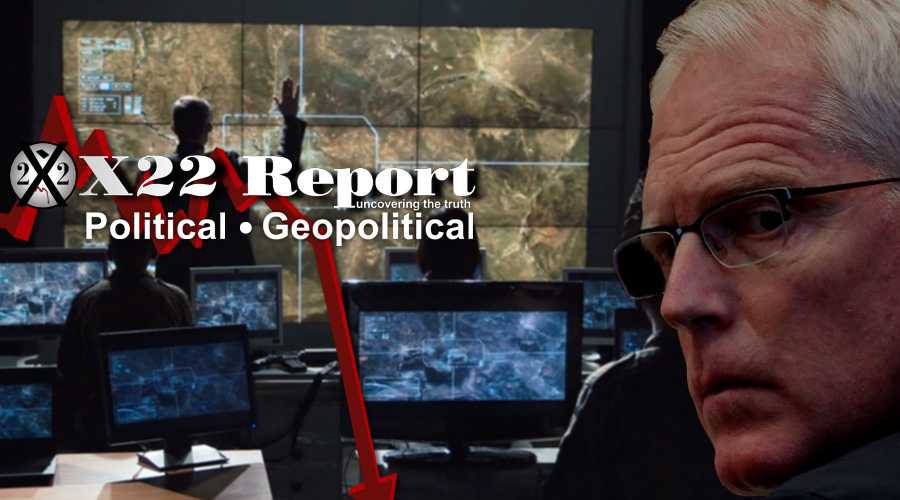 Ep 2556b – How Do You Know When Something Big Is About To Drop,Shall We Play A Game, Wargames