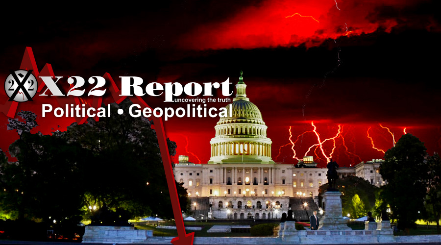 Ep 2577b – Running Red, Track & Follow Events, Think Projection, Justice Is Coming