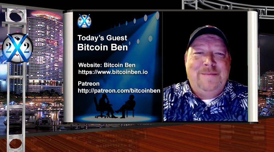 Bitcoin Ben – A Lie Has To Yell, The Truth Is A Whisper, You Are Witnessing The Counterpunch